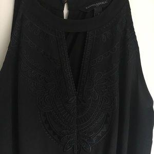 Black banana republic jumpsuit